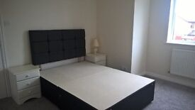 Large double room with own bathroom to rent