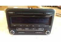 VW RCD310 DAB Car Radio