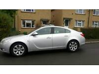 Vauxhall insignia low mileage good price