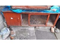 Free Rabbit Hutch