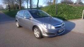 2007 Vauxhall Astra 1.4 Club Twinport, 12 Months MOT