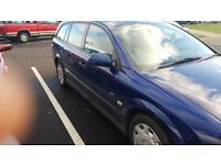 2004 Vauxhall Vectra 2.2 Direct for sale or swap