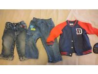 6 -9 months boys bundle 37 items