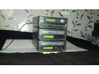 DENON RECIVER AMP/CD/TAPE