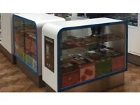 Shop Display Counters, Retail Shop counters