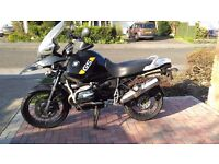 BMW R1150GSA Adventure Motorcycle, 33Ltr Tank