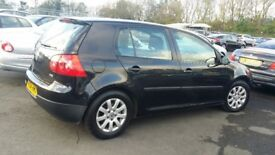 volkswagen golf 1.9diesel full service timing belt Don long mot genuine mileage hpi clear