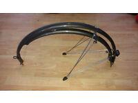 SKS Chromoplastic Mudguards for 20-28 mm Width Tyres