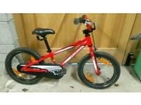 Specialized Hotrock 16 Coaster Boys Bike - Very Good Condition
