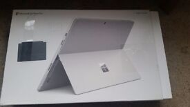 Brand New Microsoft Surface Pro 4 M with keyboard