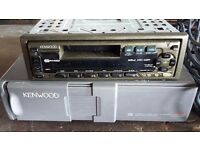 Kenwood Radio cd