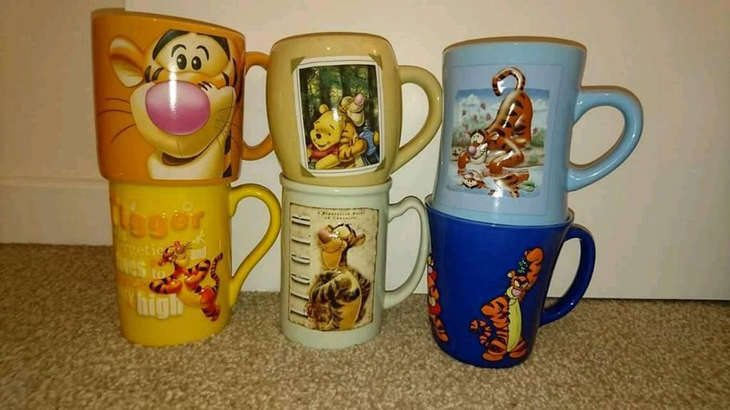 Disney mugs