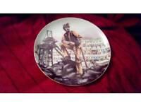 Original david Fisher design miners plates