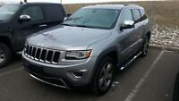 2015 Jeep Grand Cherokee Limited | LUXURY PKG | CHRYSLER CO. CAR