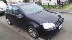 Volkswagen Golf fsi 1.6 for sale £3500 ono