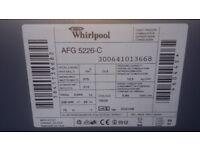 Whirpool AFG 5226-C chest freezer