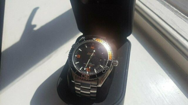 Omega Seamaster Planet Ocean Skyfall James Bond Limited Edition Watch In Northampton Northamptonshire Gumtree