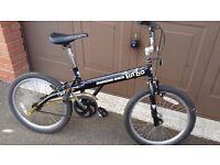 Diamondback Turbo BMX bike 20 inch wheel