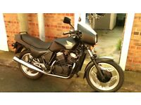Honda VT500 Classic Motorcycle (1984)
