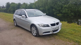 2007 BMW 325D Se Touring 3.0 Diesel AUTOMATIC ONLY 78000K