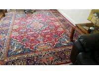 Kashmir Hand made carpet 292cm x 400cm