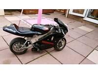 Honda fireblade replica mini moto