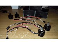 ZTW Black Widow 2204 2300KV Motors With Built In 18A ESC's For Sale