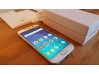 SAMSUNG S6 UNLOCKED NO CRACKS ON FRONT SCREEN OR LCD OR BACK GLASS