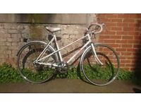 Women's Raleigh Candice touring racer