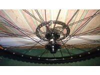 Bontrager Rhythm/DT Swiss mtb mountain bike wheels wheelset for trek giant scott specialized genesis