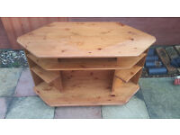 Wooden TV stand or unit