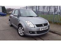 2009 Suzuki Swift 5 door, superb condition, £2495