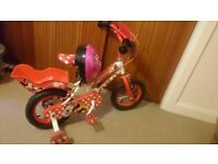 Miny MOUSE Bicycle for 4 to 6 years old kid