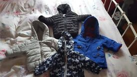 Next 3-6 month coats