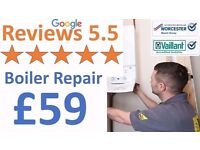 Boiler Repair, Service And Installation/Vaillant,Worcester,Ideal,Potterton,Glowworm,Main Accredited