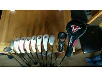 Golf clubs great starter set