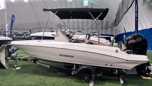 2017 stingray boat co 186 CC - ALL IN PRICE, NO EXTRA FEES