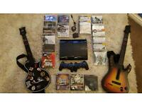 PS3 For sale with games & extras