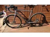 Whyte Sussex Road bike 56cm frame