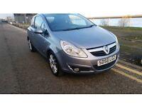 Vauxhall Corsa 1.2petrol mot 1year 63000 miles