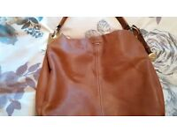 Tan leather Fiorelli handbag,excellent condition