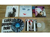 """32 x lisa stansfield vinyl collection LP/12""""/ colour vinyl"""