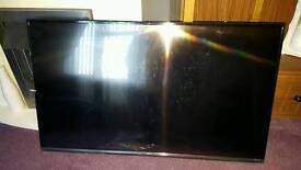Damaged 4k tv