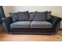 3+2seater sofa 5 months old. Selling due to moving in with parents and have no room