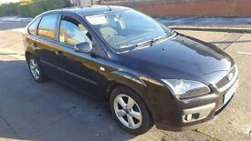 2006 Ford Focus 1.6 petrol. New Mot. Low milage
