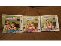 Nintendo Phonics Fun with Biff, Chip and Kipper 3DS - Oxford Reading Tree