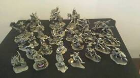 25 figures Myths and magic collection