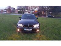 BMW 1 SERIES 120D M SPORT 2.0 DIESEL FULL SERVICE HISTORY 2 KEYS HPI CLEAR *3 MONTHS WARRANTY*