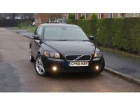 VOLVO S40 SE +2L DIESEL MANUAL+FULL LEATHER INTERIOR+HEATED SEATS+F/S/H++LONG MOT+STUNNING CONDITION