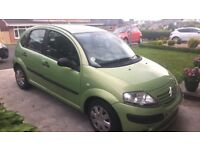 Citreon C3 for repair/spares